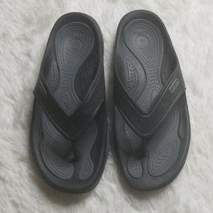 Crocs flip flops unisex